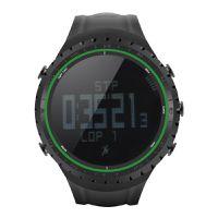 Sunroad FR801 Sports Watch - Green