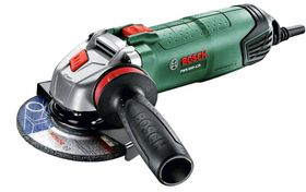 Bosch - Angle Grinder - Green