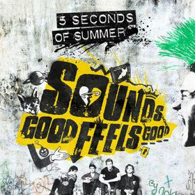 5 Seconds Of Summer - Sounds Good Feels Good (CD)