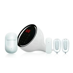 Smanos W100 WiFi/PSTN Alarm System