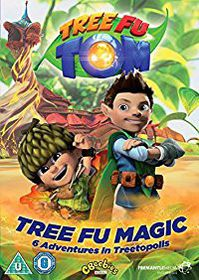 Tree Fu Tom: Tree Fu Magic (DVD)