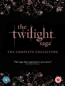 The Twilight Saga: The Complete Collection (DVD)