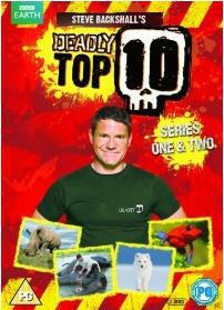 Deadly Top 10 - Series 1 And 2 - Complete (DVD)
