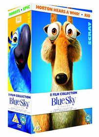 Blue Sky Studios 8 Film Collection (DVD)