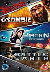 Ozombie / Hirokin / Battle Earth (DVD)