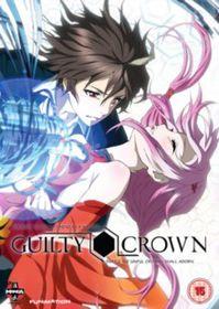 Guilty Crown - Series 1 - Part 1 (DVD)
