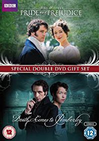 Death Comes To Pemberley / Pride And Prejudice (DVD)
