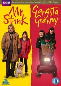 Mr Stink / Gangsta Granny (DVD)