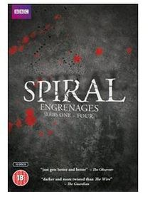 Spiral - Series 1-4 - Complete (DVD)