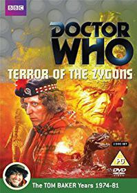 Doctor Who - Terror Of The Zygons (DVD)
