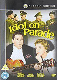 Idol On Parade (DVD)