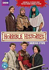 Horrible Histories - Series 5 - Complete (DVD)