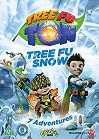 Tree Fu Tom: Tree Fu Snow (DVD)