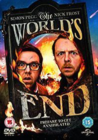 The World's End [DVD] (DVD)