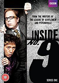 Inside No.9 - Series 1 - Complete (DVD)