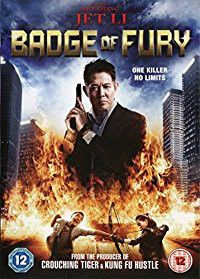 Badge of Fury (DVD)