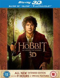 The Hobbit: An Unexpected Journey - Extended Edition (3D Blu-Ray)