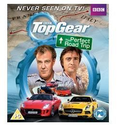Top Gear - The Perfect Road Trip (Blu-Ray)
