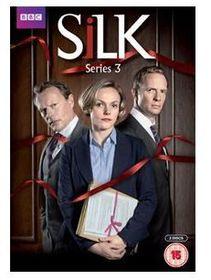 Silk - Series 3 - Complete (DVD)