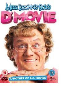 Mrs Brown's Boys D'Movie (DVD)