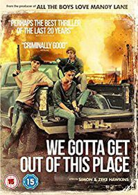 We Gotta Get Out Of This Place (DVD)