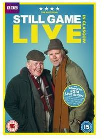 Still Game - Live In Glasgow (DVD)