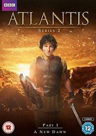 Atlantis - Series 2 - Part 1 (DVD)