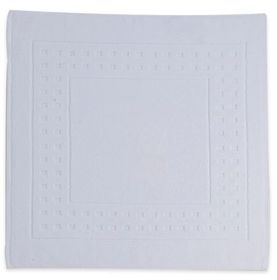 Terry Lustre - Country Range Shower Mat - White