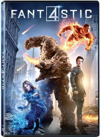 The Fantastic Four 2015 (DVD)