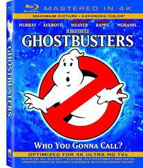 Ghostbusters (4k Mastered) - (Region A Import Blu-ray Disc)
