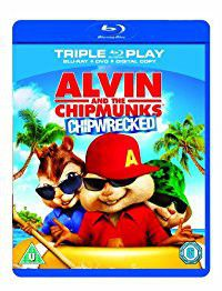 Alvin And The Chipmunks Chipwrecked (Blu-ray)