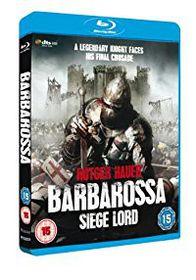 Barbarossa: Siege Lord (Blu-ray)
