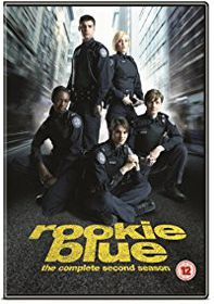 Rookie Blue Complete Season 2 (DVD)