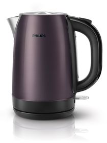 Philips Metal Kettle - Lilac
