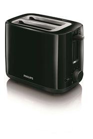Philips 2-Slice Toaster - Black