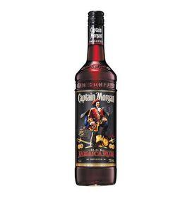 Captain Morgan - Black Label Rum - 750ml