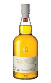 Glenkinchie - 12 Year Old Single Malt Whisky - Case 6 x 750ml