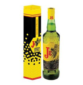 J&B Urban Honey Scotch Whisky Apertif - 750ml