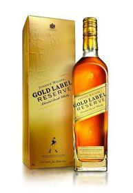 Johnnie Walker - Gold Reserve Scotch Whisky - Case 6 x 750ml
