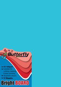 Butterfly A3 Bright Board 5s - Blue