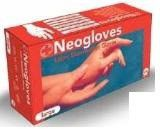 Neoglove - Latex Powdered Non-Sterile Large