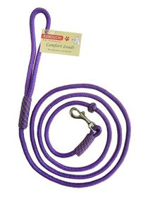 Kunduchi -  Comfort Clip Lead - Purple - 1.8m