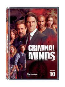 Criminal Minds Season 10 (DVD)