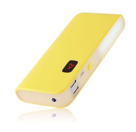 Astrum Power Bank Torch PB140 - Yellow