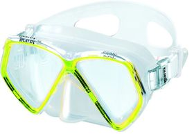 Mares Aquazone - Mask- Pirate - RYL - Clam Shell - Yellow