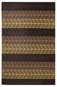 Fabhabitat - Seattle Outdoor Rug - Chestnut & Melon
