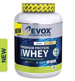 Premium Protein 100% Whey Vanilla - 1.8kg