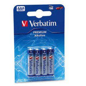 Verbatim Alkaline AAA Batteries