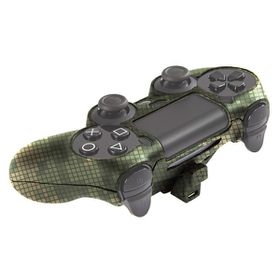 Gioteck Controller Power Skin - Camo (PS4)