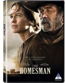 The Homesman (DVD)